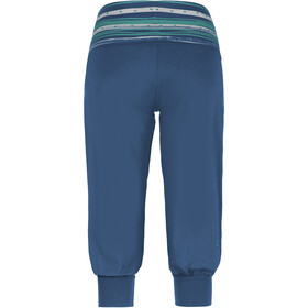 E9 Luna 3/4 Pants Women cobalt blue